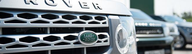 Carrosserie Land Rover