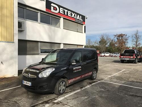 Detexial Sécurité à Bordeaux