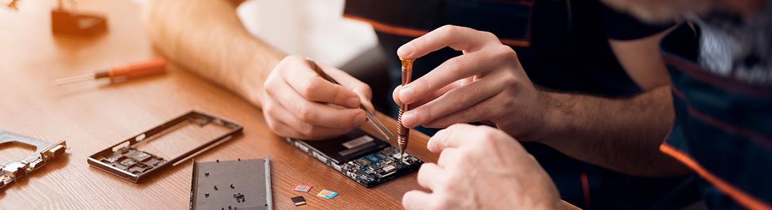 Réparation de téléphone portable à Paris (75017)
