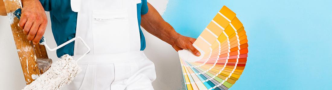 Entreprise de peinture intérieure et extérieure à Bruxelles