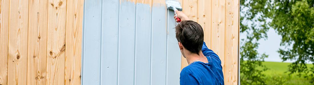 Le nettoyage et la préparation de la façade