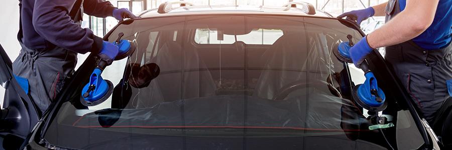 Le remplacement du vitrage auto