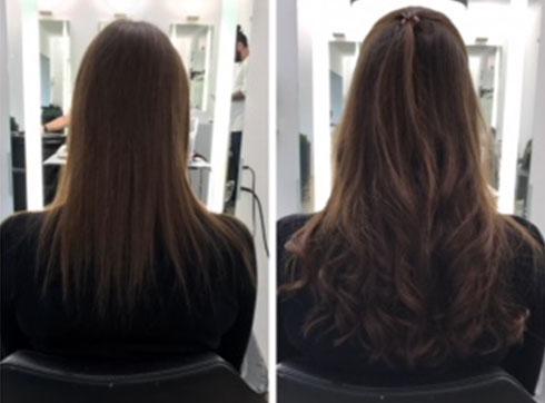 Salon de coiffure pour femmes