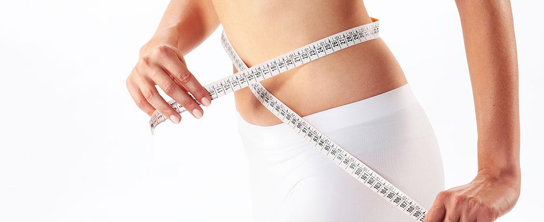 La perte de poids et le maintien de la ligne