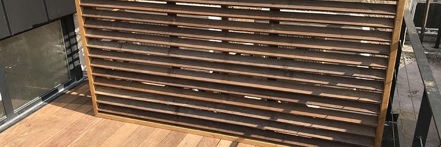 Aménagement extérieur – Artisan charpentier à Bordeaux (Gironde)