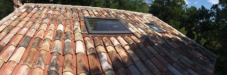 Entretien de toiture – Artisan couvreur à Bordeaux (Gironde)