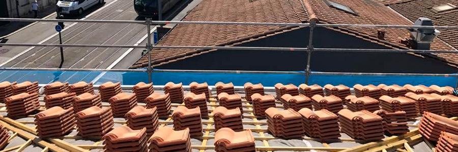 Réparation de toiture – Artisan couvreur à Bordeaux (Gironde)