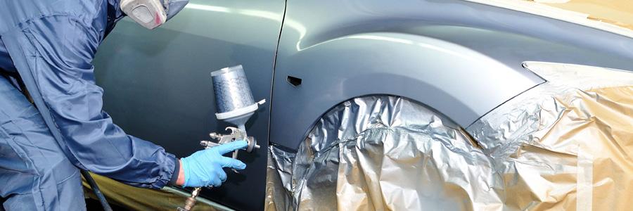 La réparation de carrosserie