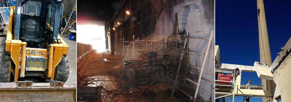 Entreprise de démolition en région PACA