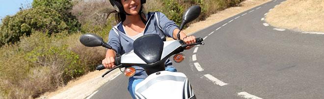 Le permis scooter AM