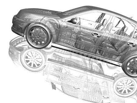 Les différents points contrôlés sur votre véhicule