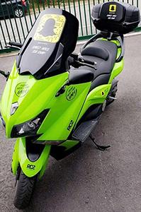 Permis Moto à Aubervilliers
