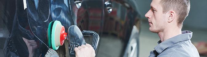 La réparation de la carrosserie