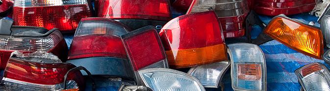 Vente de pièces détachées en carrosserie automobile