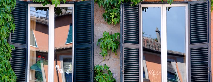 La pose de fenêtres