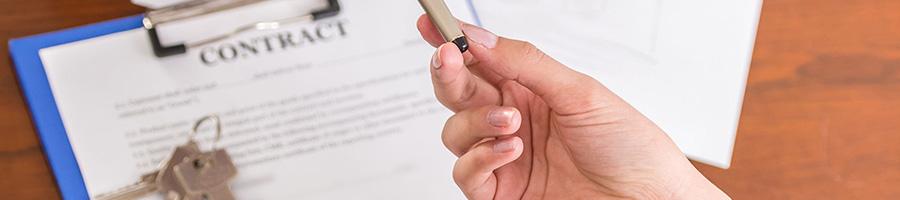 La rédaction de contrat de bail