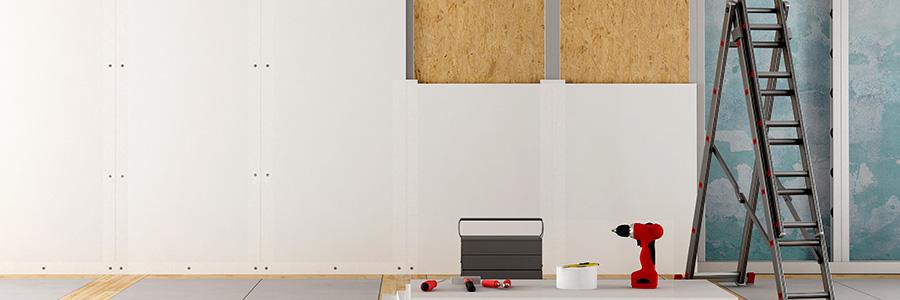 Travaux de plâtrerie et isolation à Lyon – Artisan du bâtiment