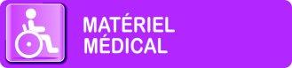 Matériel médical pour particuliers et professionnels
