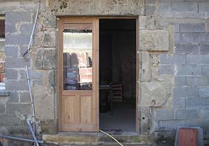 Les types de murs extérieurs en pierre