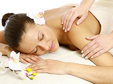 Les massages proposés