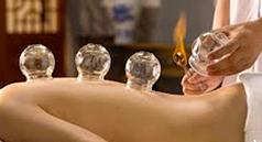Le massage aux ventouses