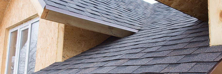 Les finitions de toiture