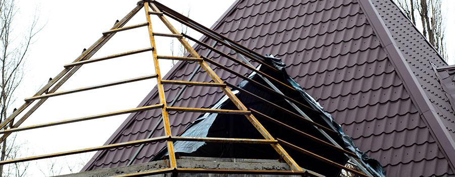 La réfection de toiture