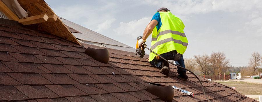 La réparation de toiture