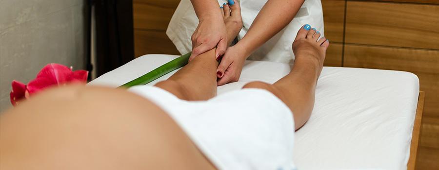 Les massages en complément de la réflexologie plantaire