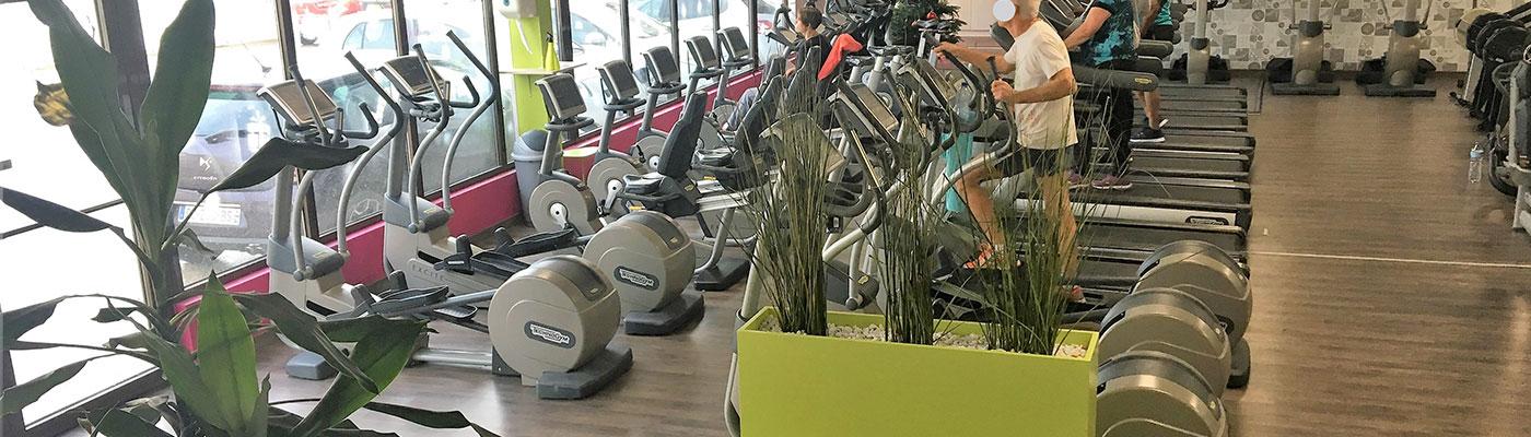 L'espace cardio-training