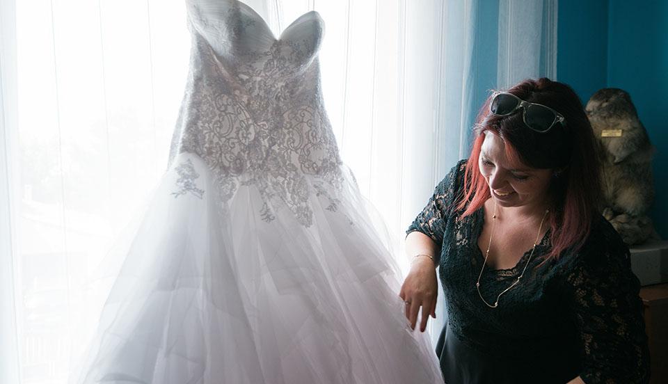 La coordination du jour du mariage
