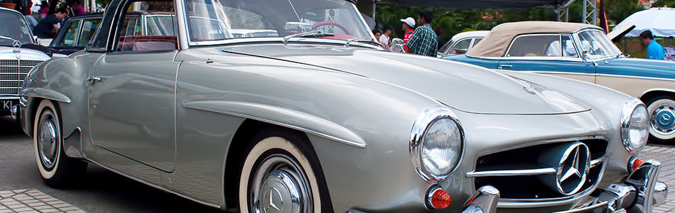 Restauration de voiture ancienne à Loos – Garage MDC Auto