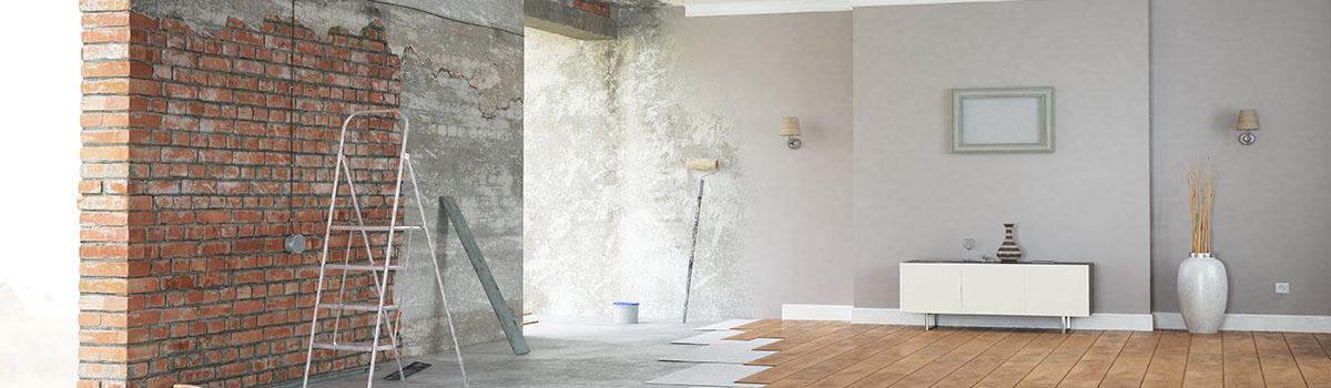 Travaux de rénovation – Agence immobilière à Gumbrechtshoffen