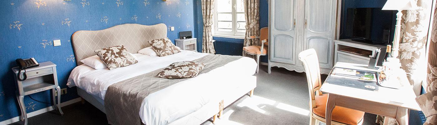 Chambre et suite à Bayeux – Château de Bellefontaine