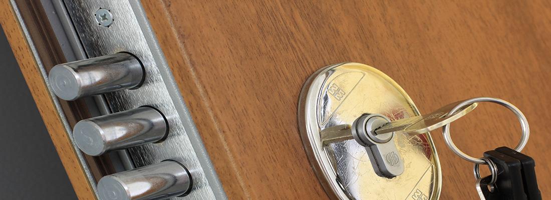 L'installation d'une porte blindée en copropriété