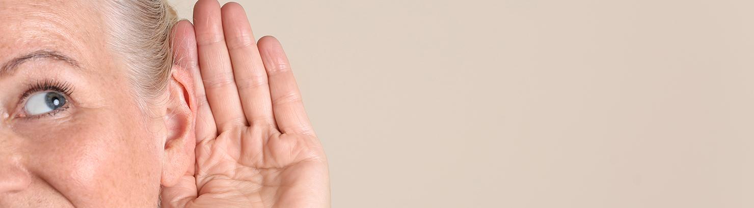 Traitement du trouble auditif