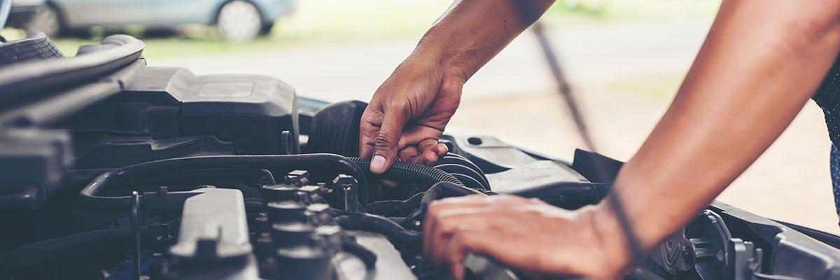 Décalaminage moteur à Mutzig – Franchise Rep Minute