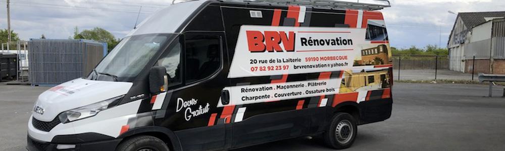 Société du bâtiment à Morbecque (Nord) – Rénovation & extension