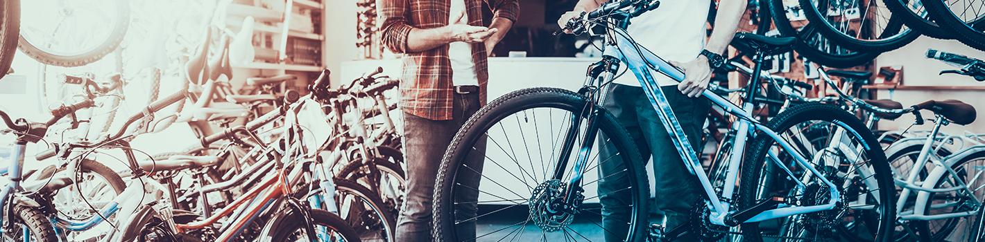 Magasin de vélos pour enfants
