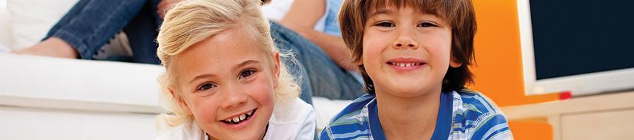 La résidence des enfants et droits de visite