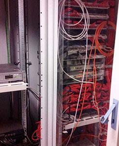 Les installations informatiques