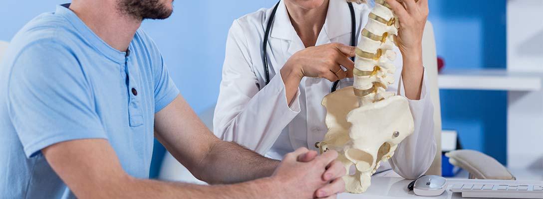 Consultation ostéopathique