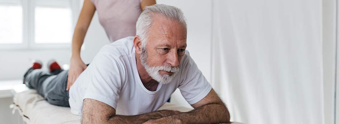 Ostéopathe pour sénior