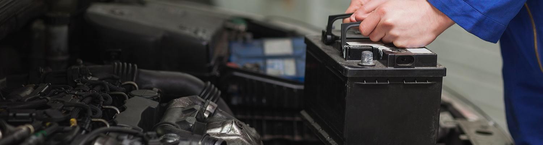 Le changement de batterie de télécommande voiture, portail, garage