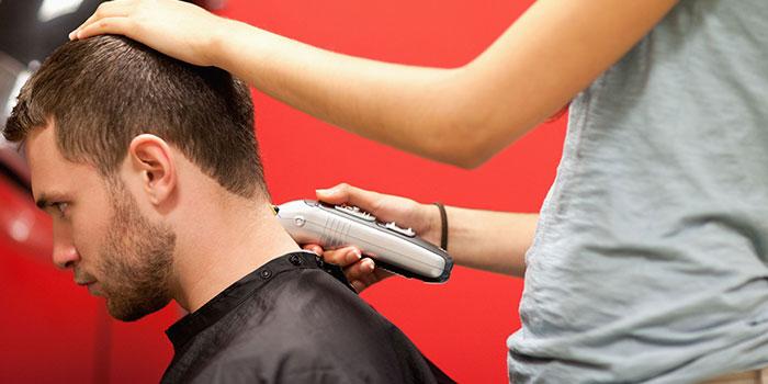 La coupe de cheveux pour hommes