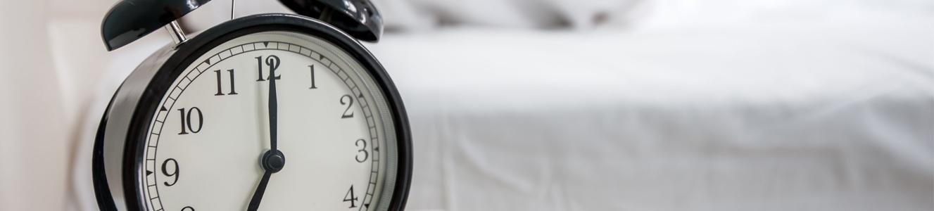 Gestion des troubles du sommeil