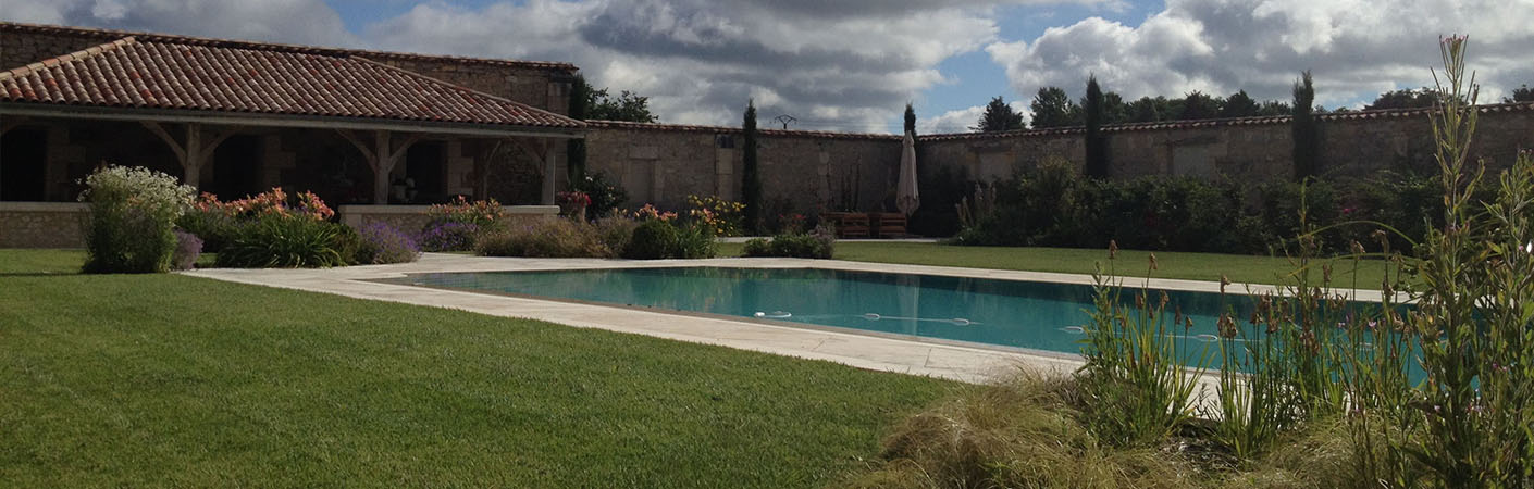 Agencement de terrasse - Paysagiste à Libourne