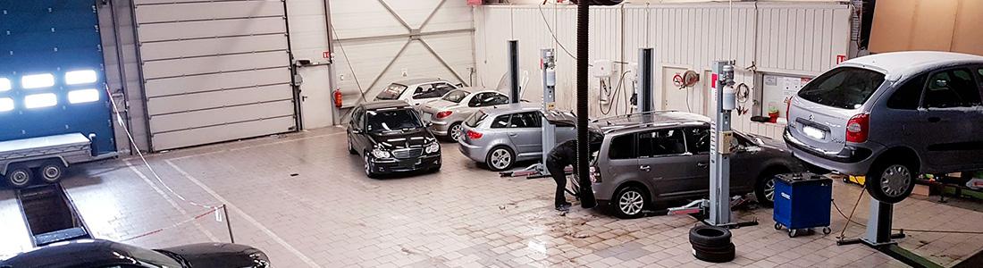 Garage automobile à Sarrebourg - Entretien et mécanique