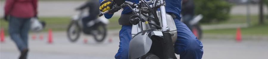 Permis de conduire moto à Stains