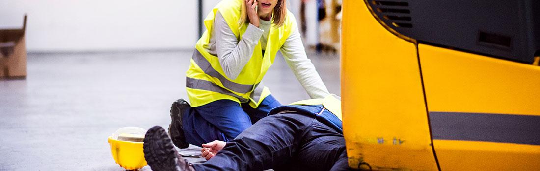 Les accidents de travail et les accidents de trajet